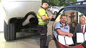 """Nemáte v autě filtr pevných částic? """"Ani nevyjíždějte,"""" zní z magistrátu po podpisu dohody"""