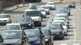 Řidiče čeká zřejmě nejhorší prázdninový víkend. A Chorvati zpřísnili pokuty