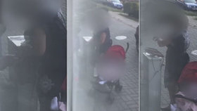 """Žena z Brna si píchá přímo před dítětem: Identitu """"NarkoMamky"""" odhalili na sociálních sítích"""