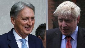 """""""Končím,"""" oznámil ministr financí. Chce se vyhnout vyhazovu od nástupce Mayové"""