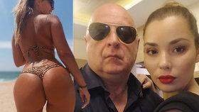 Český milionář (63) v úzkých: Promluvil o vydírání prsatice (26) a vyhrožování!