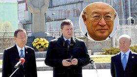 Zemřel nemocný šéf (†72) jaderných inspektorů. Navštívil Černobyl a zažil Fukušimu