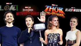 Fanoušci Marvelu u vytržení: Na Comic Conu se představily nové filmy a chystané seriály!
