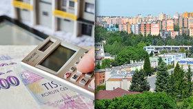 Bydlení v Praze: Nové a staré byty. Cenový rozdíl je nižší než v jiných krajích