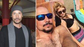 Bohuš Matuš (45) vyvezl milenku (16) na prázdniny! A ukázal odhalené foto!