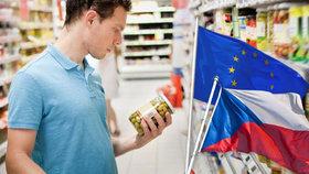 """Češi radši dál kupují levné potraviny, na bezpečnost nehledí. Sdružení: """"Smutný příběh"""""""