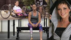 Složíme se Danče na nohu: Sportovkyně prodělala dvakrát rakovinu, novou protézu musí hradit sama