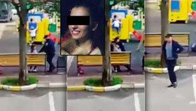Mladou maminku na dětském hřišti ubodal její expřítel: Zavraždil ji před zraky dcery (5)!
