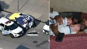 Táta zapomněl dvojčata (†1) v autě a odešel do práce: 8 hodin ve výhni nepřežila