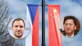 Další zákaz z Číny: Pražákovo smyčcové kvarteto na turné nesmí, s Prahou přitom nemá nic společného