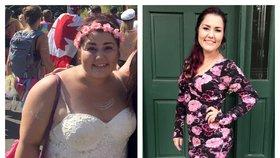 Ve 23 letech si poprvé koupila bikiny! Morbidně obézní dívka udělala něco drastického