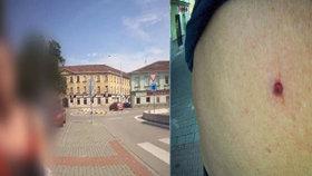 Šílený střelec v centru Brna! Zasáhl už tři lidi!