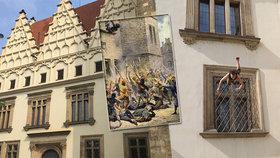 Krvavá vřava na Karláku! Z okna radnice vyhodili šest konšelů, 600 let od pražské defenestrace
