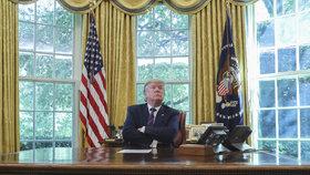 """Sestřenice o Trumpovi: """"Toho muže nemám vůbec ráda."""" A zmínila krádež palačinek"""