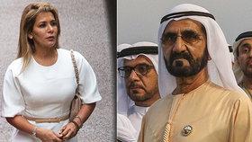 """""""Rozvod století"""" pokračuje: Princezna Hajá bojovala za děti, šejch kupoval koně"""
