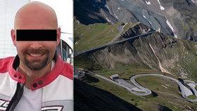 Na horské silnici zahynul Lukáš V. (†40): Táta dvou dětí miloval hokej a motorky
