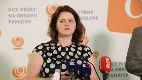 Prověrka v resortu Maláčové: Kontroloři našli pochybení za 12,4 miliardy korun