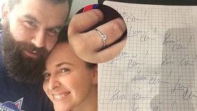 Svatba už byla? Moderátorka Šilhánová už trénuje nový podpis!