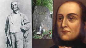 Kradl i vraždil, stal se legendou: »Známej lotr mexickej« Václav Babinský zemřel před 140 lety v pražském klášteře