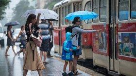 Babí léto nabídne až 21 °C. Česko čeká ale vlhký týden a studená rána zůstanou