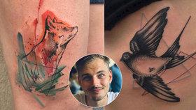 """""""Tetování je jako úraz,"""" varuje odborník. Amatéři vám rozbijí kůži"""