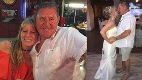 Ženu po smrti v dovolenkovém ráji rozřezali na orgány: Vrátili mi jí jen půlku, naříká zdrcený muž