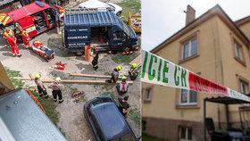 Smrt mladíka (†18) zavaleného zdí na Hradecku vyšetřuje policie: Podezření na nedbalost