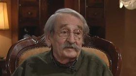 Zemřel další Cimrman! Jaroslav Weigel (†88) odešel měsíc po kolegovi Kotkovi