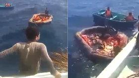 Tragédie české lodi v Indonésii: Došlo k tomu nejhoršímu!