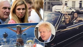 """Nejmladší první dáma Británie: """"Vydřička"""" si střihla roli v divadle a tančila na kapotě auta"""