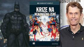 Novinky o Krizi na nekonečnu Zemí: Batmana si zahraje Kevin Conroy!