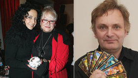 Nečekaná reakce věštce Vlasty Plamínka na smrt kartářky Košanové (†67): Na 81 % žije!