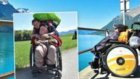 Český vozíčkář zemřel vyčerpáním při cestě do Španělska! Urazil tisíce kilometrů, pouť ale nestihl dokončit