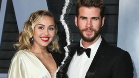 Miley Cyrusová a Liam Hemsworth se rozešli po 7 měsících manželství! Za vše může líbačka s modelkou