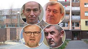 """Superboháč Babiš, """"kulak"""" Filip a Bartoš v paneláku: Šéfové stran přiznali milionové majetky"""