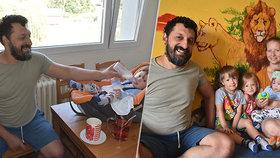Milan (38) se dopoval kávou a energeťáky: Trefila ho mrtvice a skončil vážně postižený!
