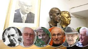 Jakeš slavil 97. narozeniny. Co pomáhá dlouhověkosti rudých pohlavárů?
