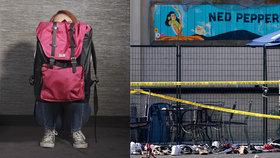 Masakry vyděsily rodiče školáků: Neprůstřelné batohy pro děti jdou na dračku