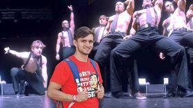 Youtuber Tary terčem posměchu kolegů: Uniklo video jeho striptýzu!