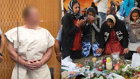 Vrah z mešit na Zélandu přelstil bachaře. Poslal dopis s výzvou do zbraně