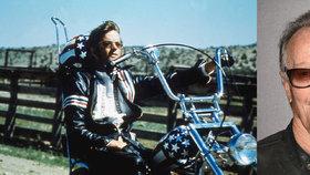 Zemřel herec Peter Fonda (†79): Selhaly mu plíce! Bezstarostná jízda v nebi