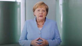 Merkelová děkovala Maďarsku za pomoc při sjednocení Německa, zmínila i Čechy