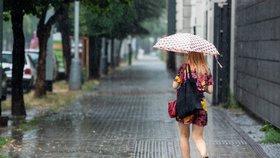 Počasí  – jak předpovídat blížící se déšť?