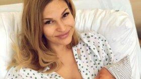 Krásná zpráva: Petra Svoboda porodila! Hvězda Novy dala synovi zajímavé jméno