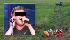 Zpěvák Martin srazil na Jihlavsku dva mladíky (†18): Jirka a Tomáš na místě zemřeli