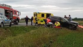 Dojemný vzkaz od dopravní nehody: Vašek poděkoval těm, co pomohli jeho rodině