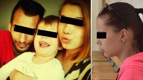 Matka utýraného Marečka (†3): Vlastnímu dítěti nepomohla, hrozí jí 5 let v base.