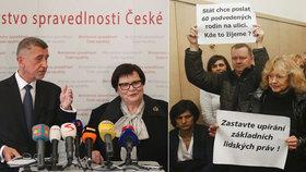 Benešová chce odškodnit klienty H-Systemu. S Babišem budou hledat řešení