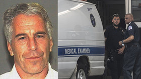 """Zvrhlíka Epsteina (†66) na cele nikdo nehlídal: Dozorci-flákači """"surfovali na webu a družili se"""""""