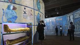 Objevte tajemství faraona Tutanchamona: Návrat do minulosti na výstavě Národního muzea